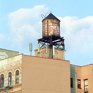 New York City Water Tower 4