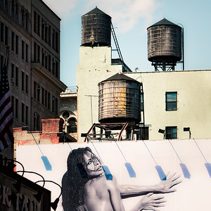 New York water towers 15