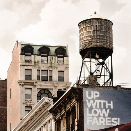N.Y water towers 14