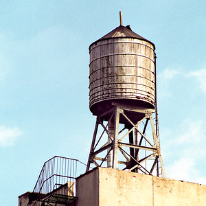 New York Water tower 1