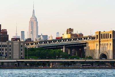 Empire State with Bridge 1