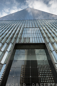 Freedom Tower Reflections