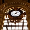 Antique Clock - Hoboken Terminal New Jersey