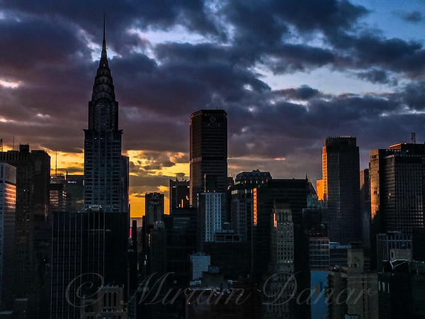 Sunset Symphony - New York