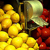Lemons and Tomatoes - Old-Fashioned Markets of New York City