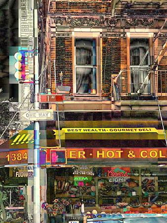 The Old Corner Market