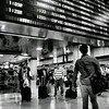 Keeping Track - Penn Station - New York City Train Stations
