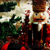 Christmas Window - Nutcracker in New York