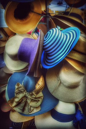 Hats of Yesteryear