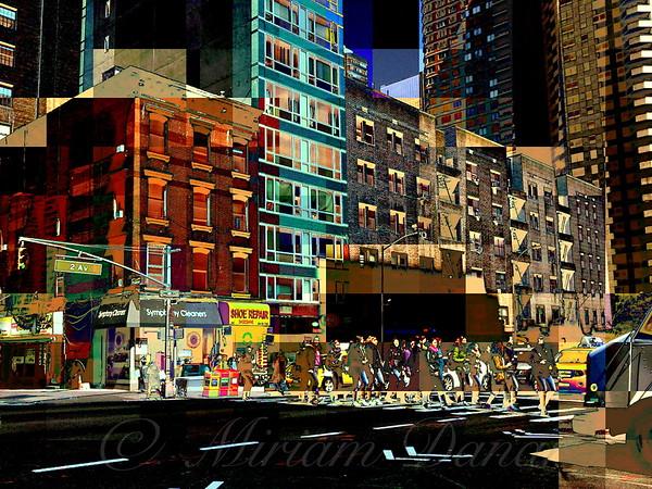 Street Crossing No. 7 - New York City Excursion