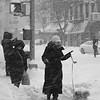 Sidewalks of New York - Winter Storm