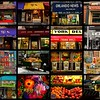 Storefronts of New York - Delis - Yorkville Upper East Side - Picture Panel