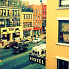 The Old Hotel - Harlem - Old Buildings of New York City