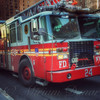 Big Red Engine 24 - FDNY - Firefighters of New York