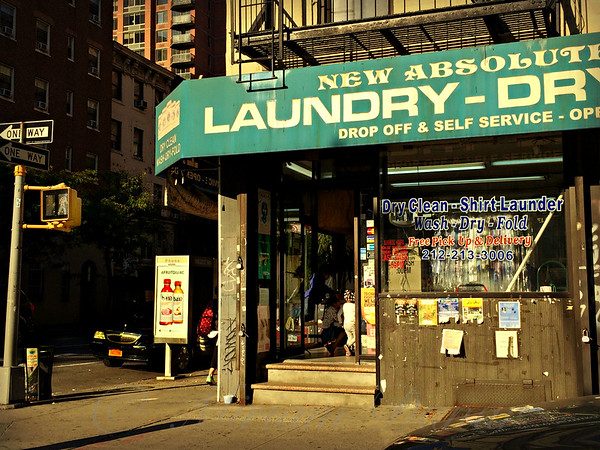 Laundry - Time - Sun And Shadow