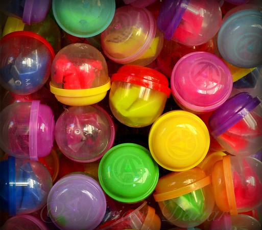 Plastic Toys - Childhood Fun