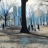 Early Spring, New York