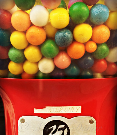 Gumball Happiness