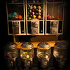 Series - Gumball Memories - Row of Antique Vintage Vending Machines - Iconic New York City