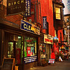 Little Shops of New York - Street Scene