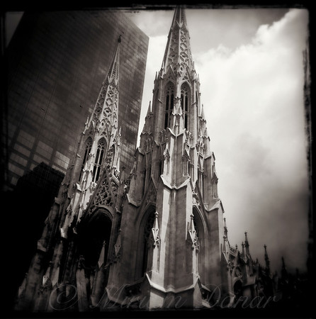After the Storm - St Patricks Cathedral