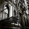 Olde New York - Windows and Fire Escapes