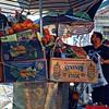 Dulce Bananas - Market Day in New York
