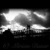 59th Street Bridge with Dramatic Sky - Bridges of New York City
