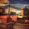 Rolling Along the Tracks - From the New Jersey Transit Line