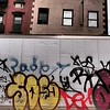 Tribute to Leger 2 - Graffiti - Architecture of New York City