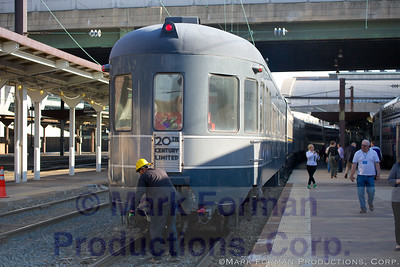 New York to New Orleans and Back on the NY Central Hickory Creek Observation Car and Berlin Sleeping Car April 2014
