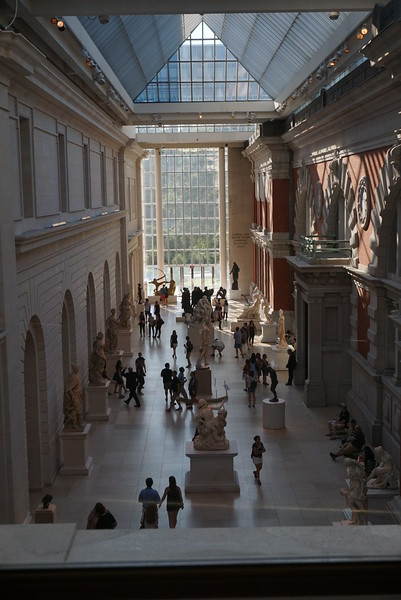 Inside the Met!