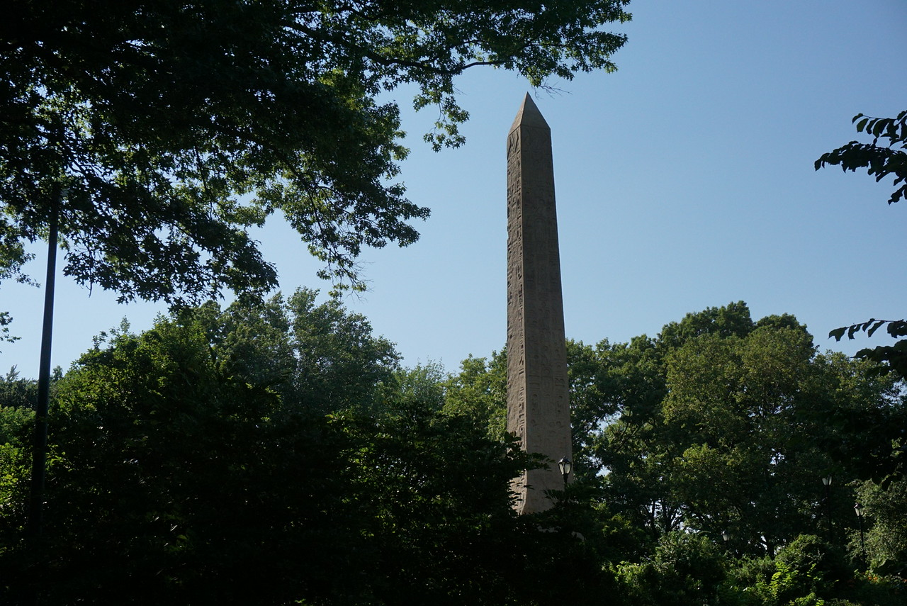 Obelisk from Egypt!