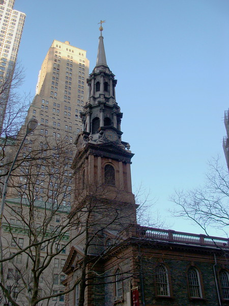 Trinity Church Steeple
