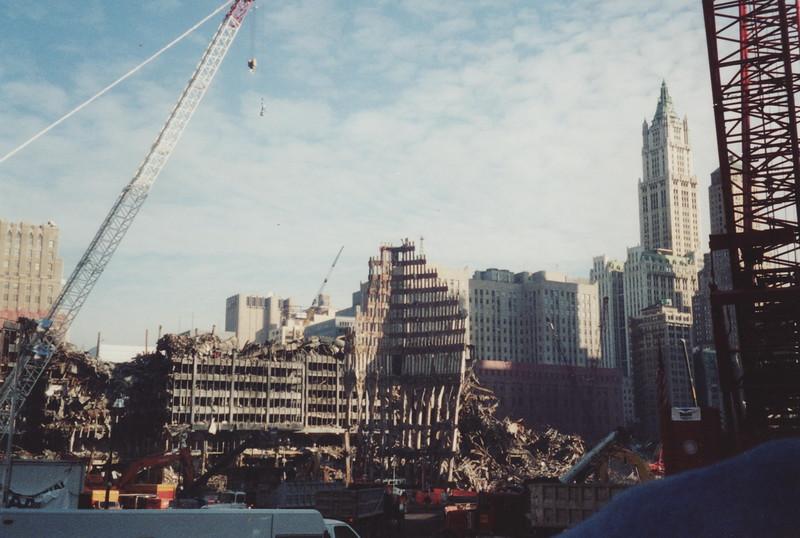 Ground Zero: One Week Later 2