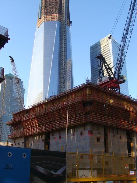 Rebuilding the World Trade Center 1