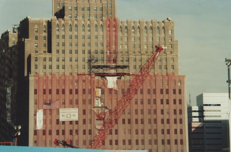 Adjacent Building to Ground Zero