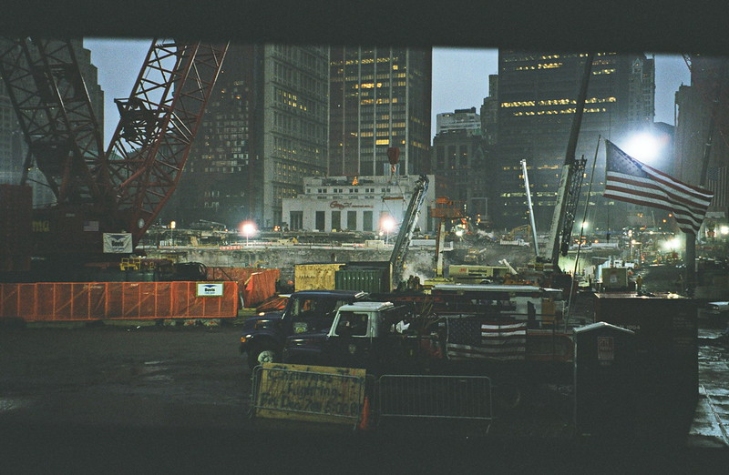 Ground Zero: One Week Later 7