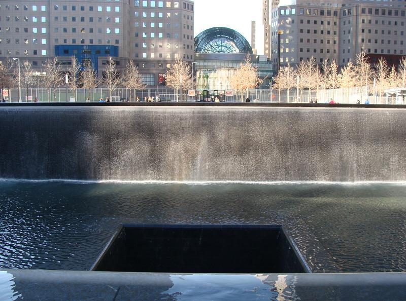 Twin Towers Memorial 4