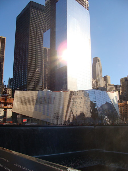 9/11 and World Trade Center Memorial and Museum in New York