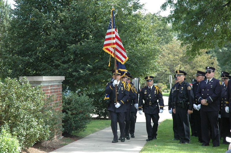 Brighton Police Department Honor Guard