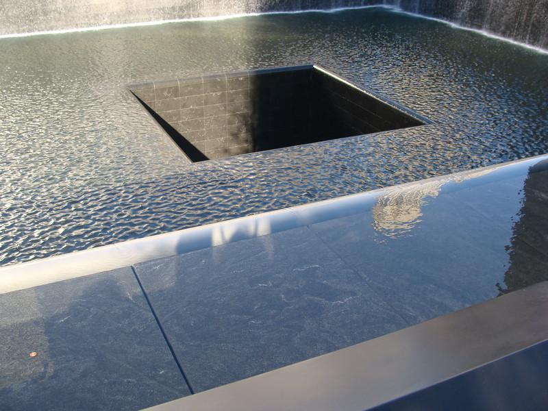Twin Towers Memorial 2