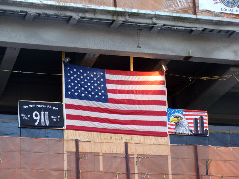 Flag and Banners of Honor