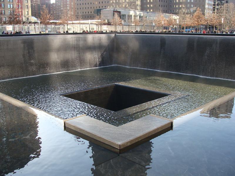 Twin Towers Memorial 3
