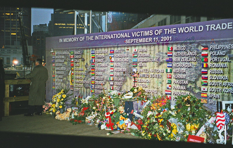 International Victims of the World Trade Center Attack