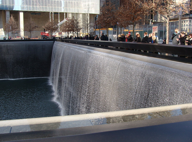Twin Towers Memorial 1