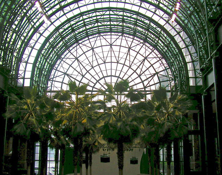 Commorative World Trade Center Winter Garden