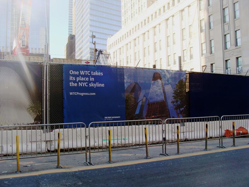 New One World Trade Center