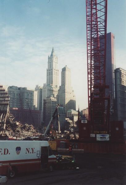 Destruction and Debris