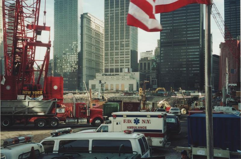 Ground Zero: One Week Later 6